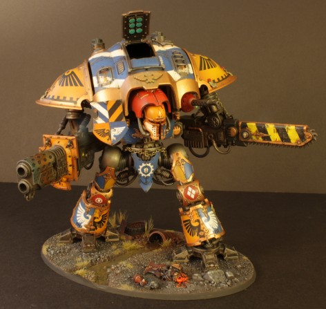 Imperial Knight Titan with Cockpit