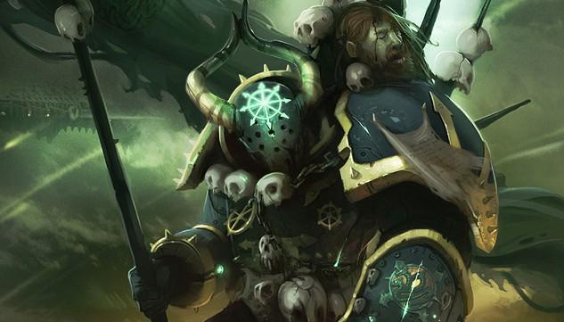 alpha legion war hor