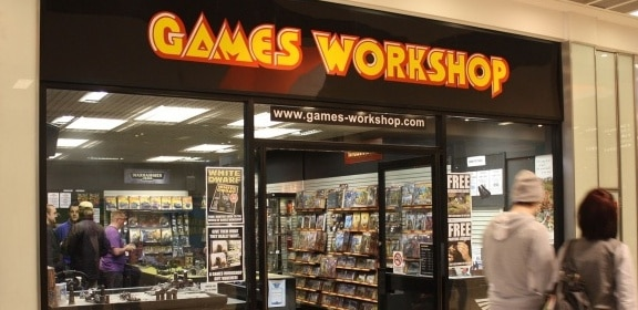 gw mall store hor Blackstone Fortress & Kill Team Pre-Orders