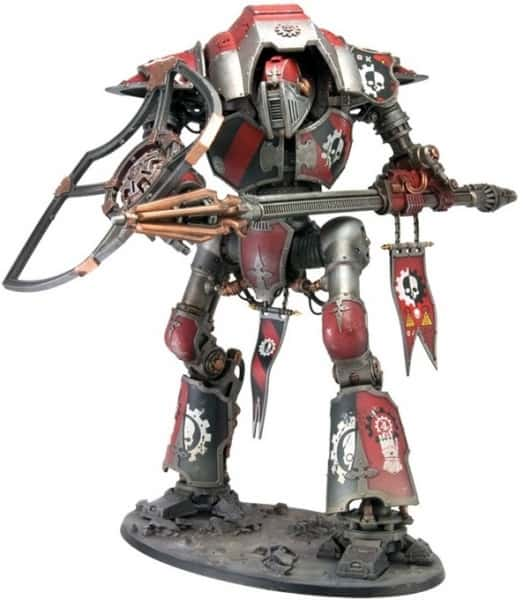 machine spirit warhammer