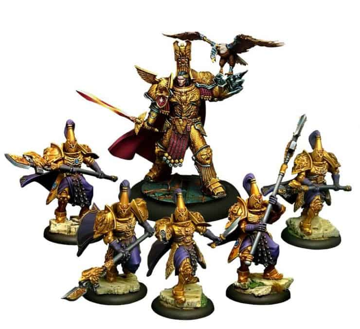 Will we see a God-Emperor mini from Forge world ? : Warhammer40k