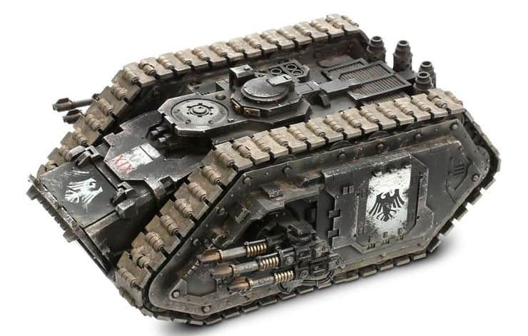 99590101251 Space Marine Spartan 01