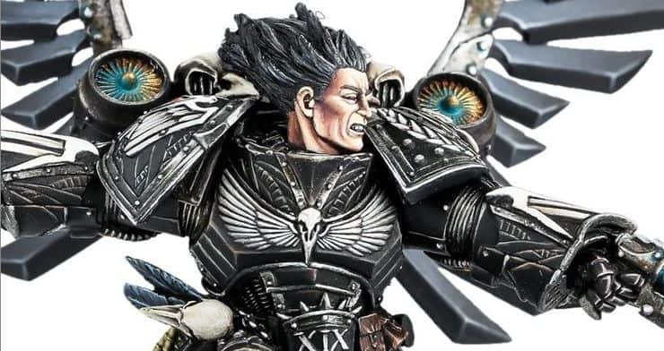 New Forge World - Corax & Raven Guard REVEALED - Spikey Bits