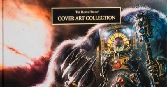 Horus Heresy Book Cover Art : New horus heresy art book spoilers spikey bits