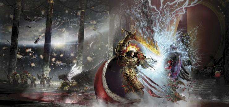 Resultado de imagen de emperor vs horus