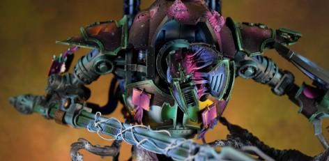 tzeentch knight titan chaos