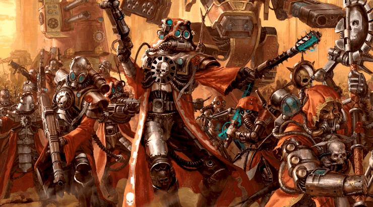 Where To Start Paint Warhammer