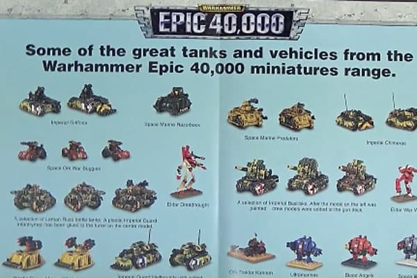 Why Titanicus Will Never Be EPIC or Have Xenos? - Spikey Bits