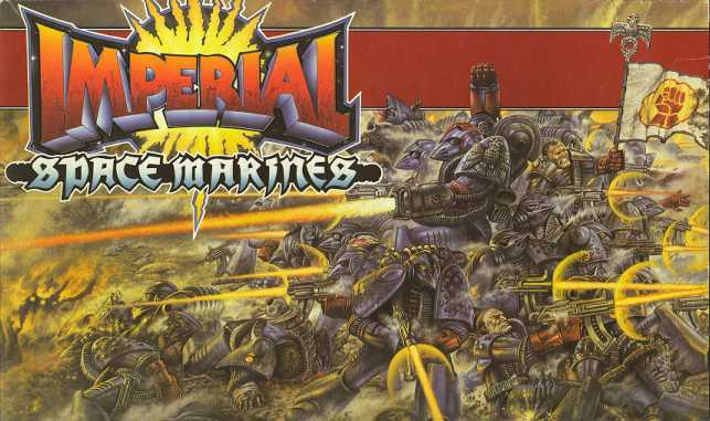 rogue traders imperial space marines