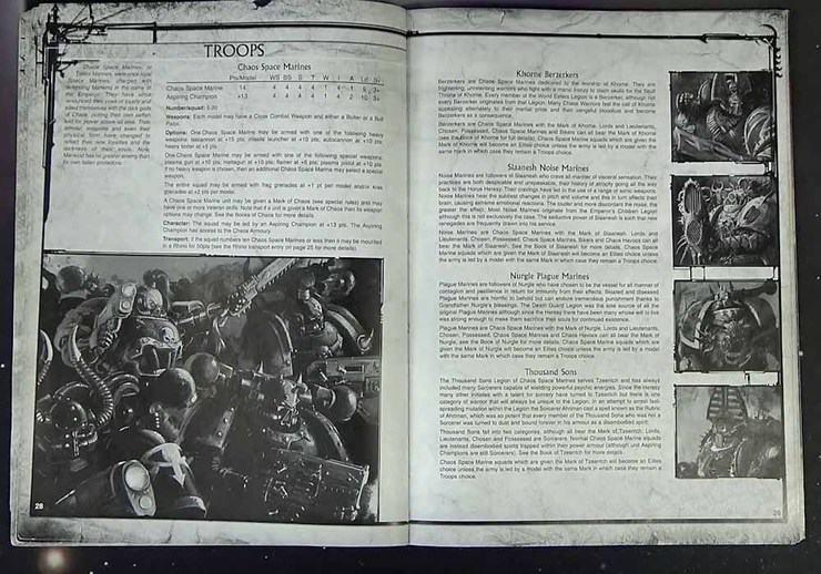 40k chaos legions pdf rules