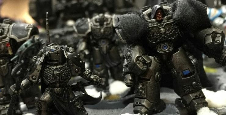 #17 Grim Dark Iron Hands