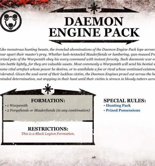 Daemon-Engine-Pack