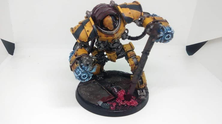 Marines Vs Army >> Time to Embrace 30k? - Painting Mechanicum Showcase - Spikey Bits