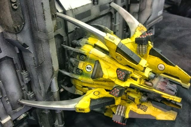 Kharybdis Assault Claw