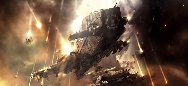 Thunderhawks walpaper1 Forge World