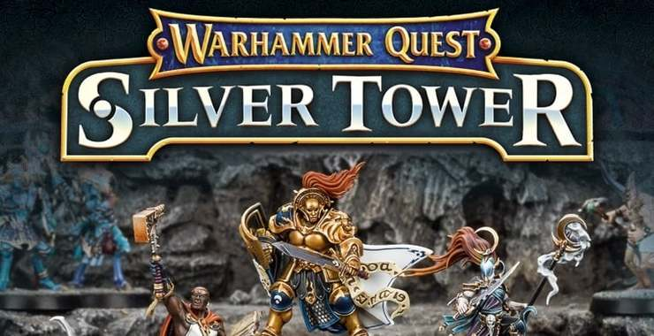 WHQ silver Tower Heroes