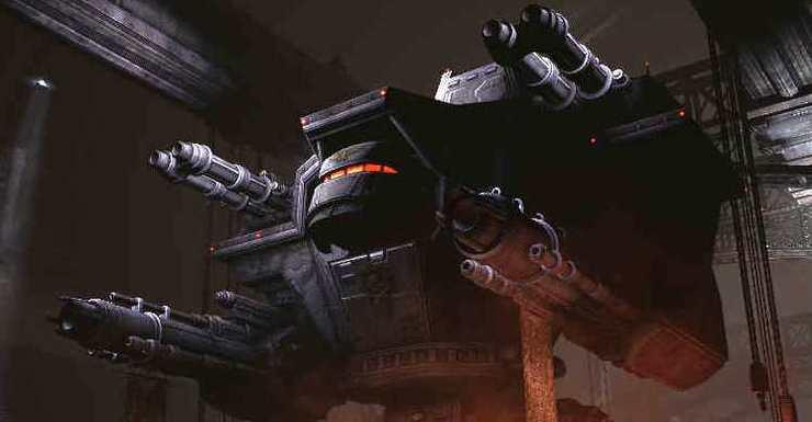 adeptus titanicus warlord titan