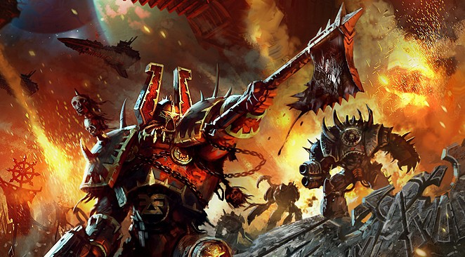 New Kharn, Chaos Psychic Powers, Void Shield Generator & More