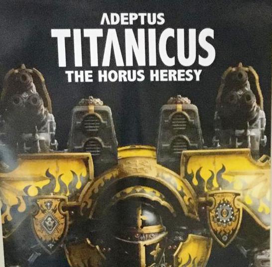 titanicus logo