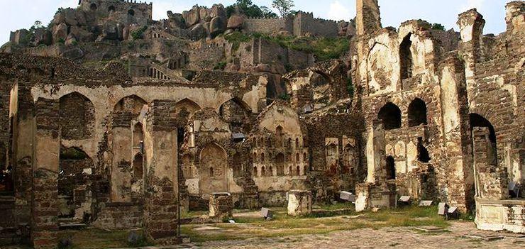 ruins wal hor