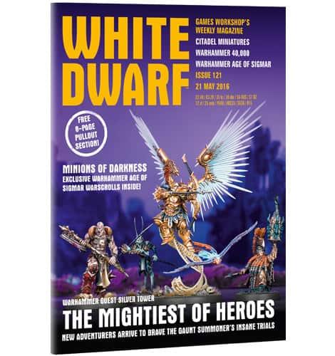 white dwarf #121