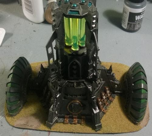 void shield generator conversion