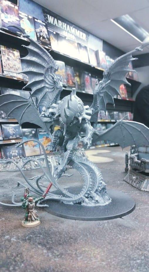 Archeon Hive Tyrant