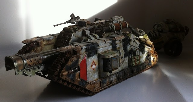 You Drive Defensively When You >> The Best Solar Auxilia Tank? The Malcador Infernus ...
