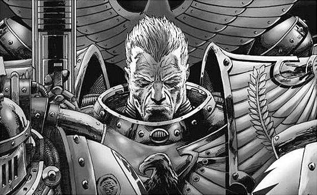 rogal dorn primarch imperial fists lore