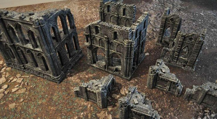 The Pre Painted 40k Terrain We Ve Been Waiting For