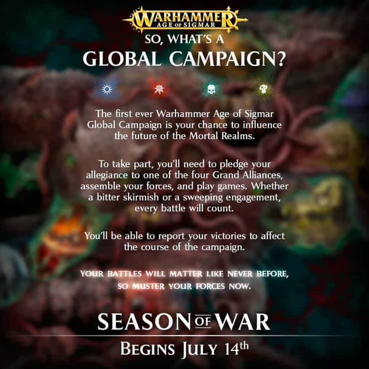 new age of sigmar campaign