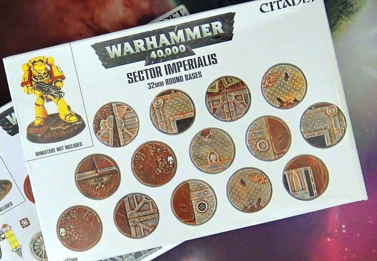 sector imperialis box