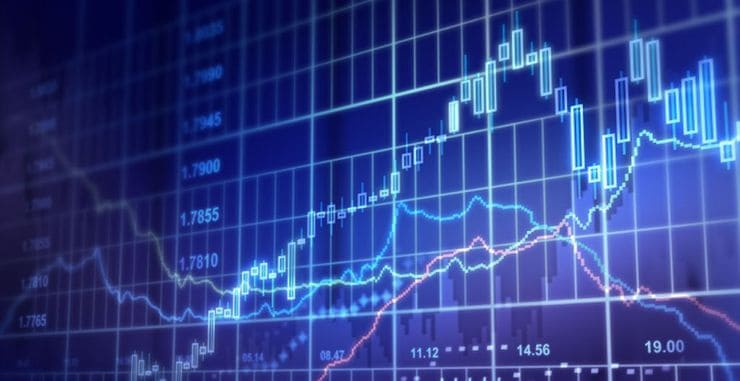 stock chart finance