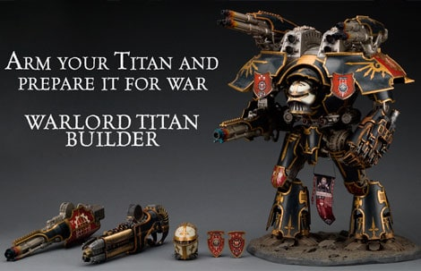 It Packs a PUNCH Now! - Warlord Titan Weapons - Spikey Bits