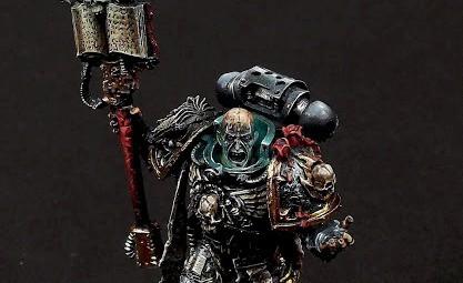 Erebus The Dark Chaplain