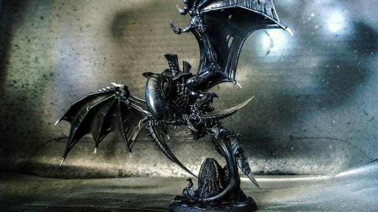aliens conversion tyranids