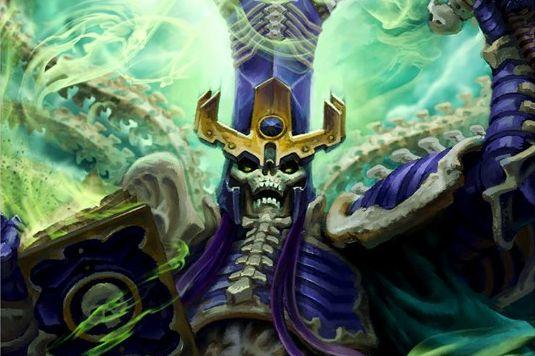 nagash lord of undeath