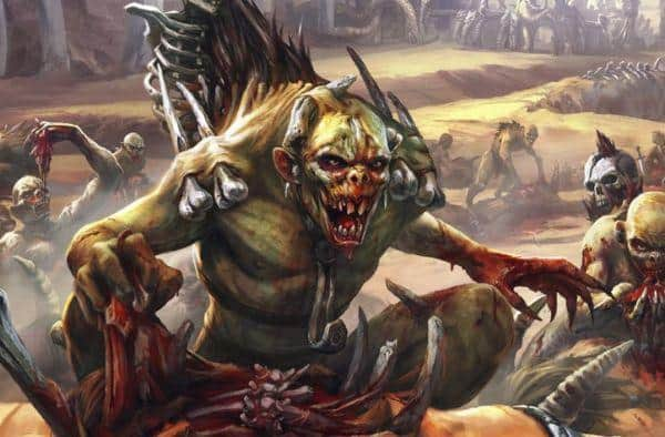 crypt ghouls age of sigmar novels
