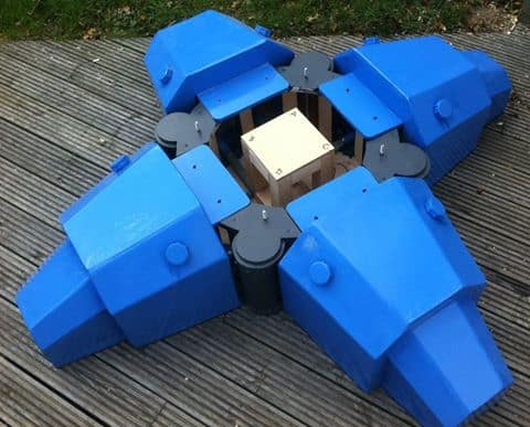 20 Ft Cosplay - 40k Dreadnought Becoming a Reality - Spikey Bits