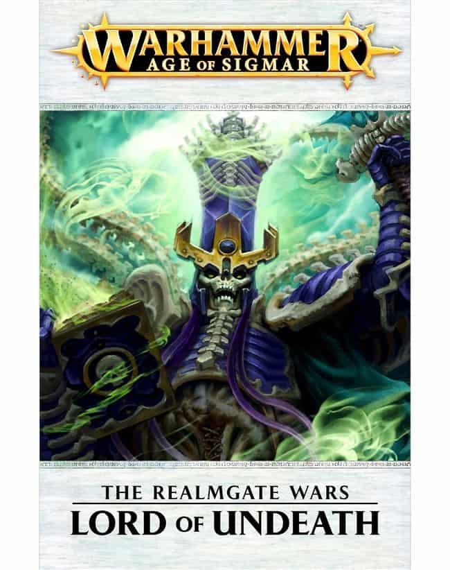 nagash lord of undeath last realmgate wars novel