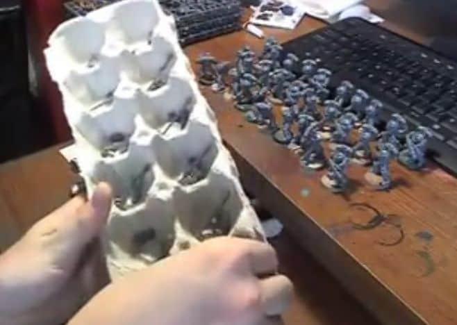 egg crates