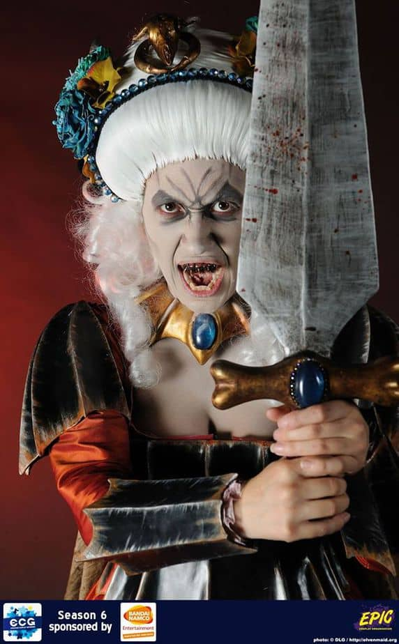 cosplay isabella von carstein