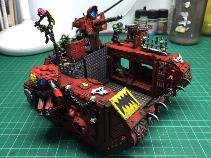 Ork Transport
