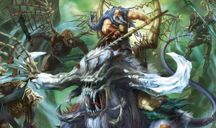 beastclaw raiders painting tutorial