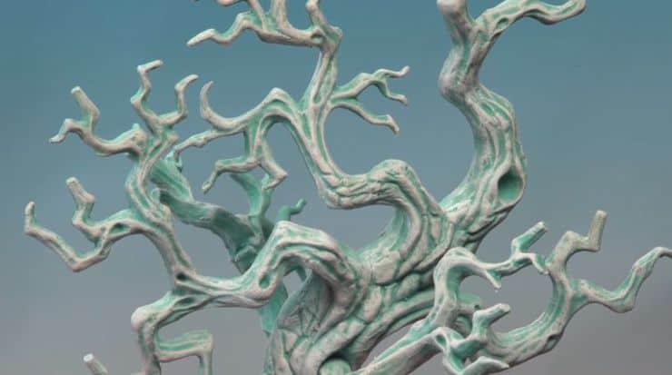 how to paint sylvaneth wildwood bark