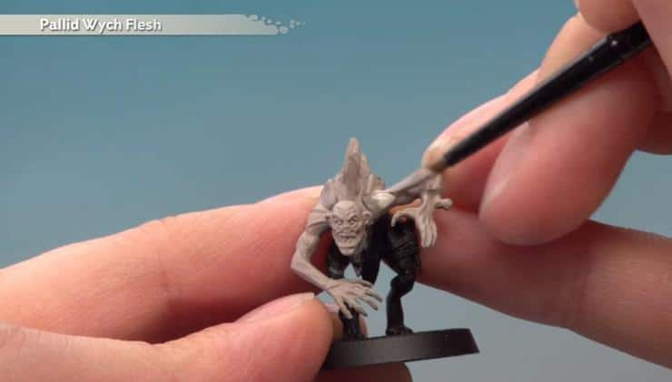 how to paint crypt ghouls