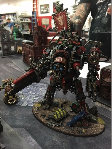 Ork Titan