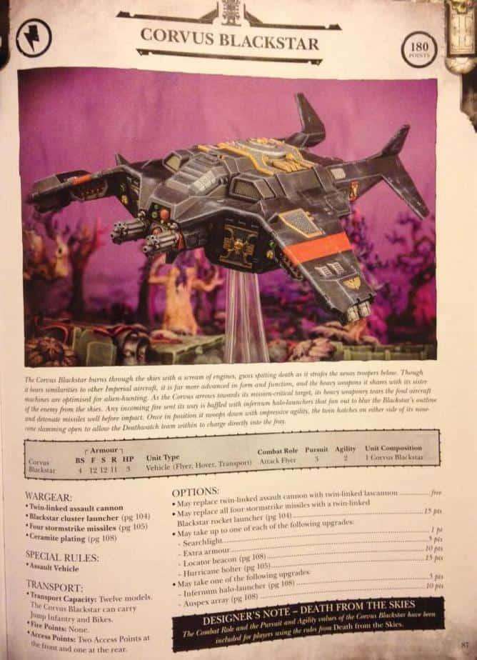 DE vs Deathwatch - Page 3 Corvus