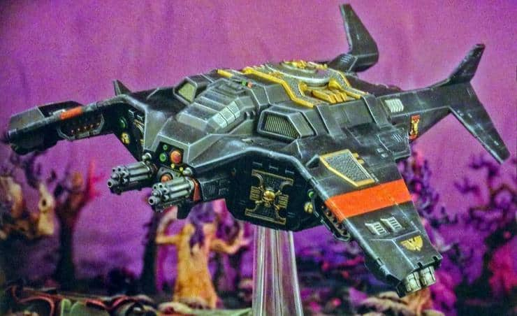 darkstar deathwatch corvus