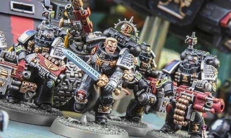 deathwatch figures